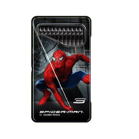 Etui crayons Spiderman