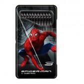 Geval van potloden Spiderman