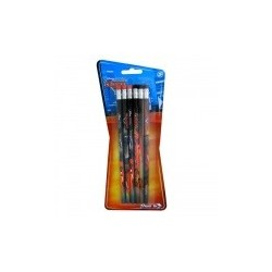 6 crayons Cars Disney