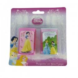 Waist pencil Princess pink Disney - set of 2