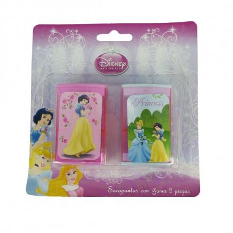 Lápiz de cintura Disney Princess rosa - set de 2