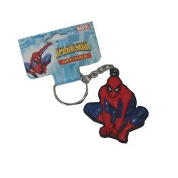 Anello portachiavi Spiderman