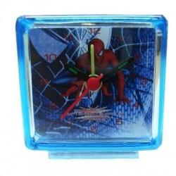 Mini despertador Spiderman