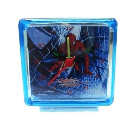 Mini reveil Spiderman