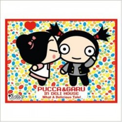 Set de table Pucca (set de 2)