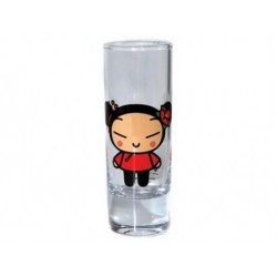 Mini glass Pucca