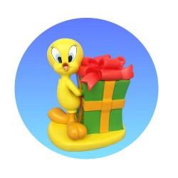 Alcancía regalo de Titi