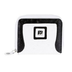 Playboy White & Black purse