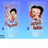 Verre Betty Boop Fashion - Modèle n°1