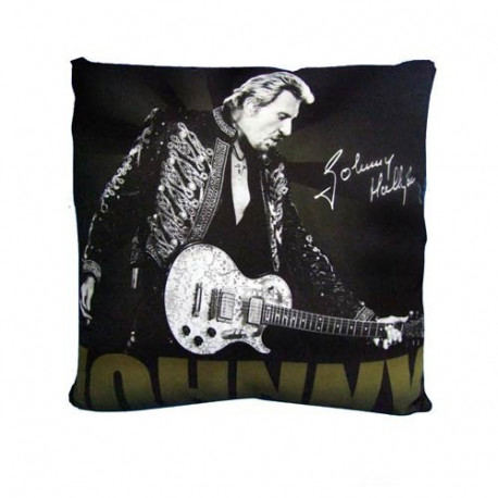Coussin Johnny Hallyday Concert