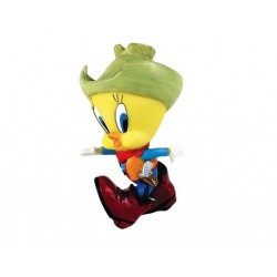 Figurine Tweety Cow Boy