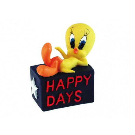 Beeldje Tweety Happy Days