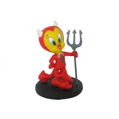 Figurine Tweety Devil