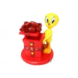 Figurita de regalo por mayor de Tweety