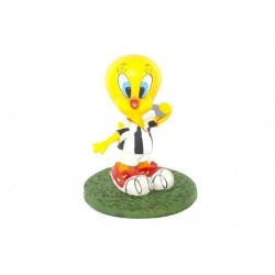 Figurine Tweety referee