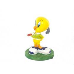 Golfista Tweety figurina