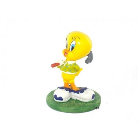 Figurine Titi golfeur
