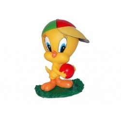 Figurine Tweety ball
