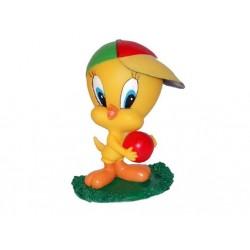 Palla Tweety figurina