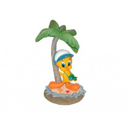 Figurine Tweety tourist