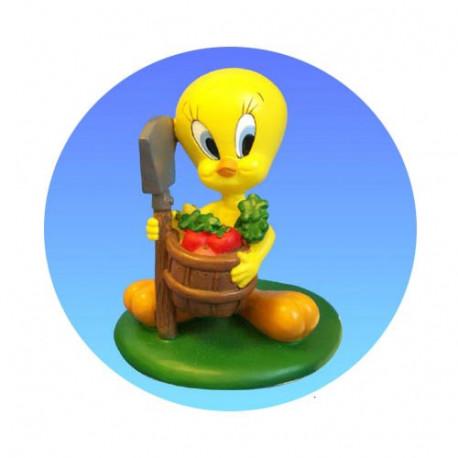 Titi Gardener Figure