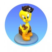 Figura Piolín pirata