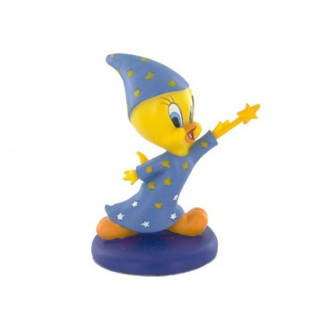 Figurine Tweety magician