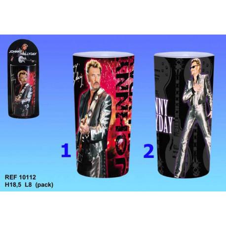 Johnny Hallyday - numero di modello di vetro: Modello n ° 2
