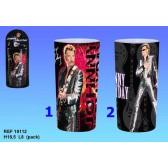 Glass Johnny Hallyday - Model number: model n ° 2