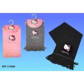 Polar scarf Hello Kitty - color: grey