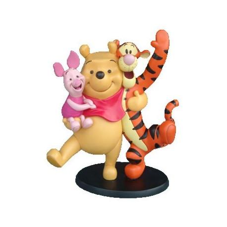 Statuette Winnie et ses amis