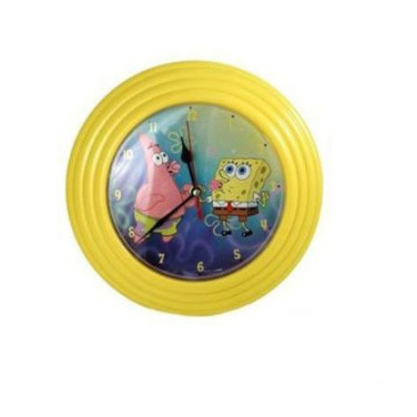Clock Sponge Bob