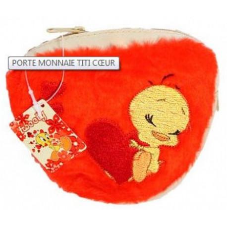 Wallet Titi heart