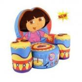 Fauteuil musical Dora