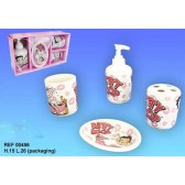 Betty Boop bathroom set