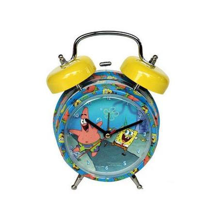 Alarm clock Sponge Bob and Patrick