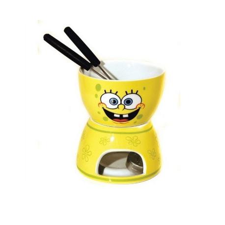 Bob esponja de fondue