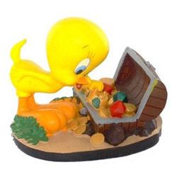 Figurine Titi Tresor