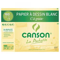 Papier a dessin Canson