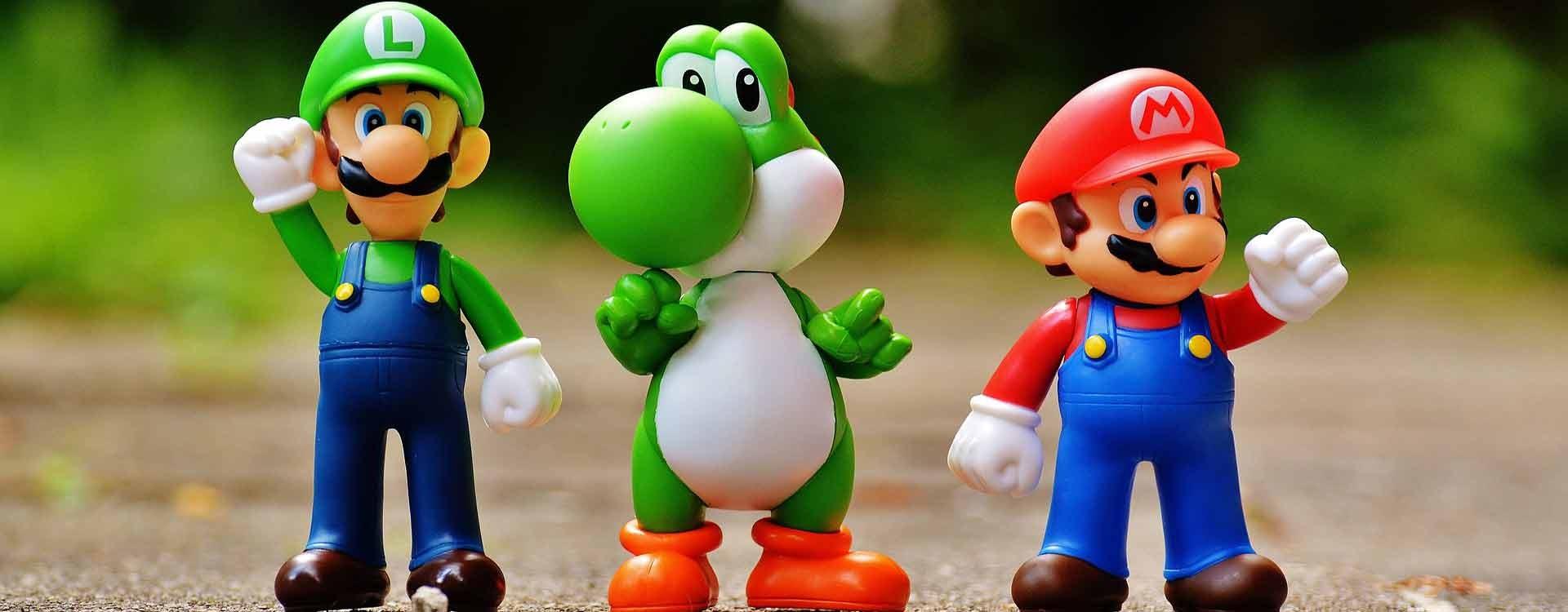 Les cartables Super Mario ont la côte en cette rentrée 2021