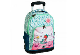 The weight of our children's schoolbag increases every year